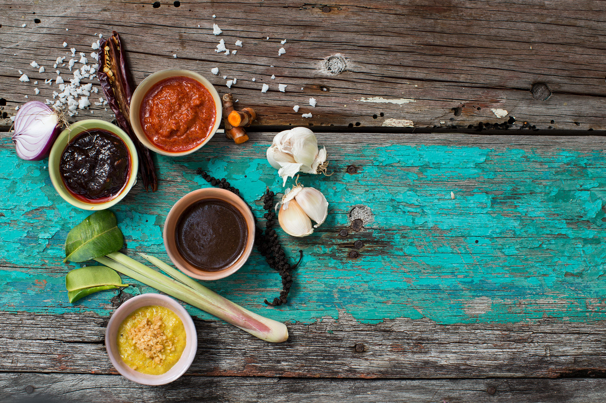 The Khmer Cuisine – Zutaten