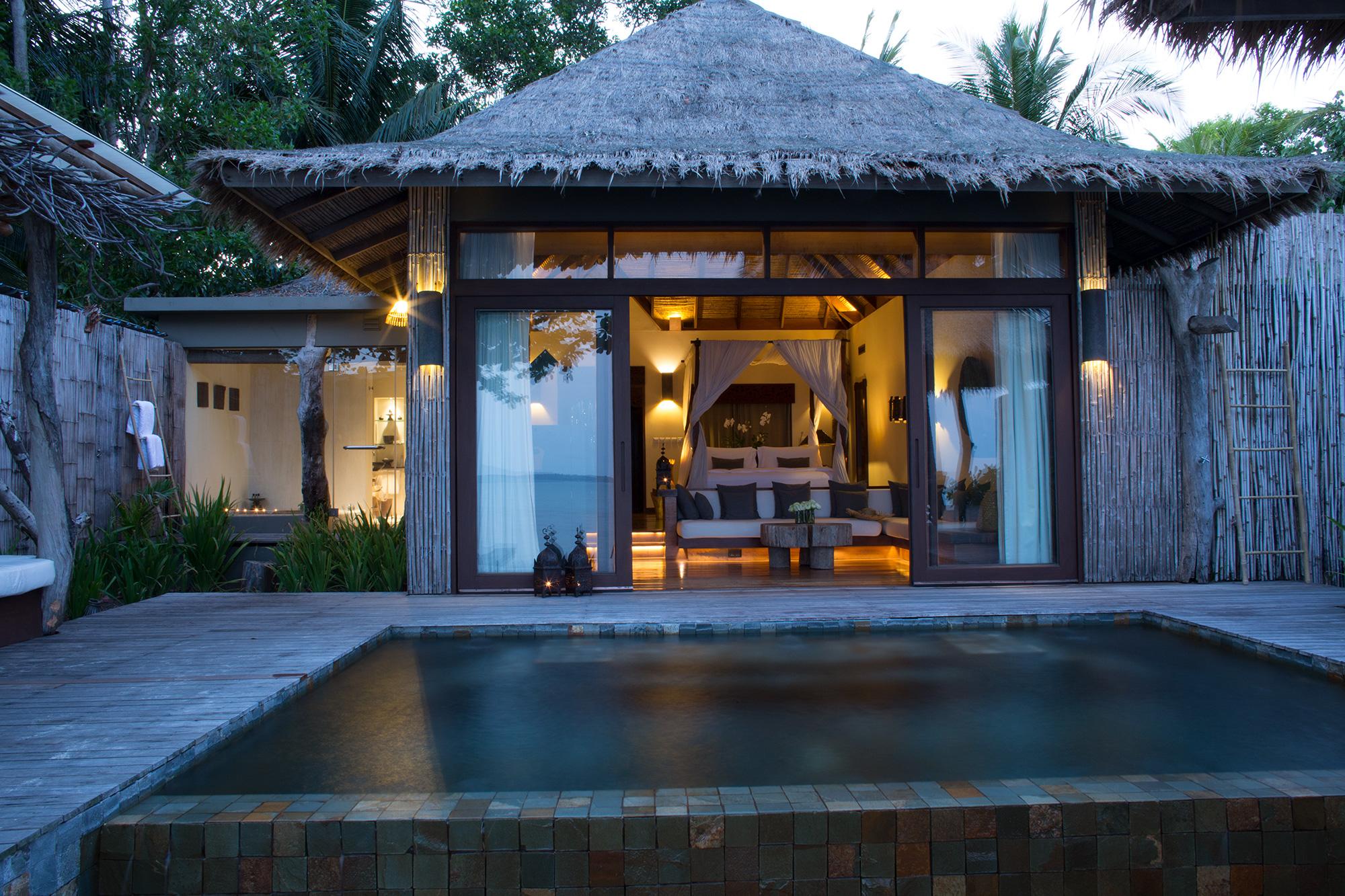 The Khmer Cuisine – Unterkunft mit Pool