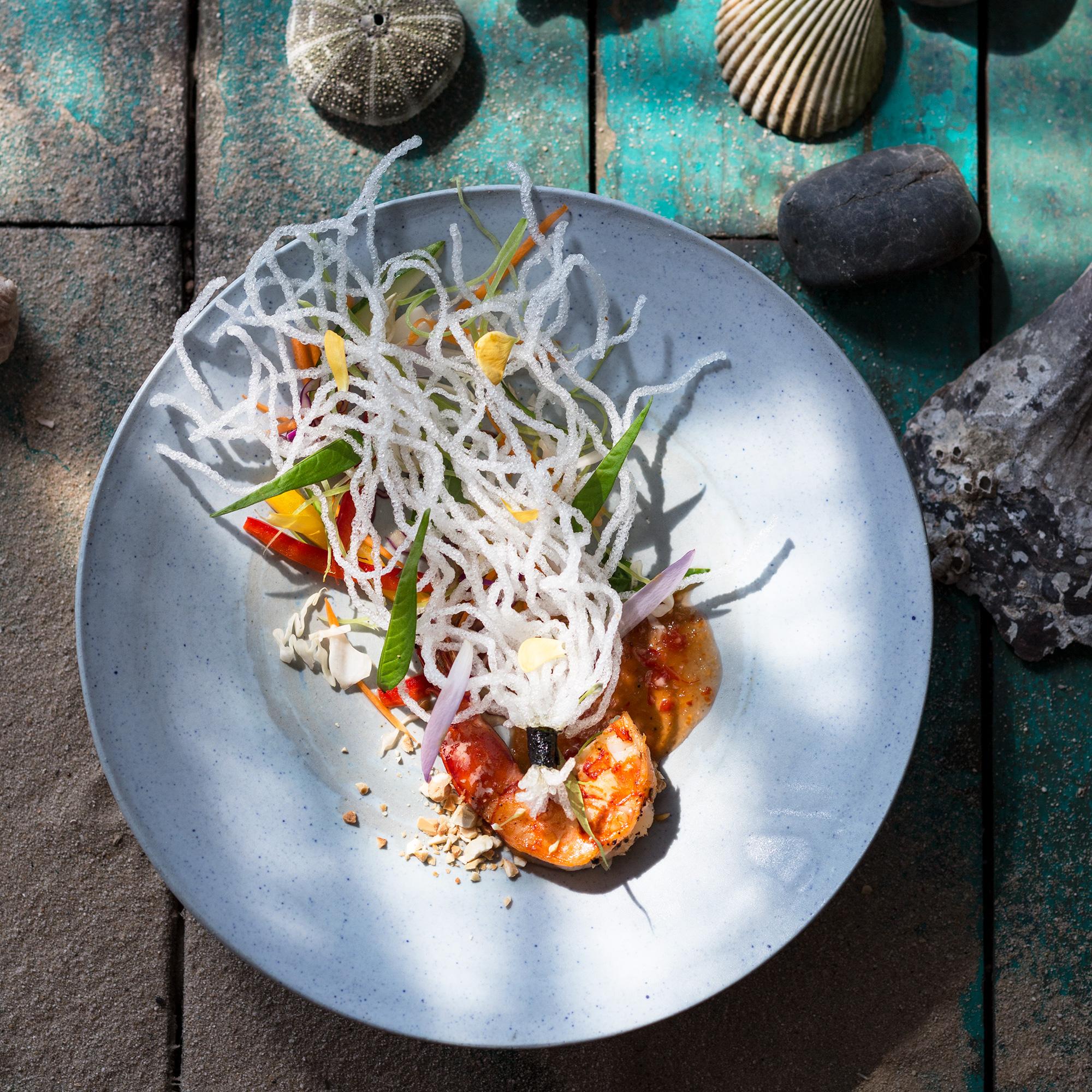 The Khmer Cuisine – Fischgericht